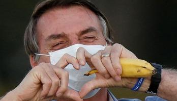 Brazil President makes recovery from coronavirus