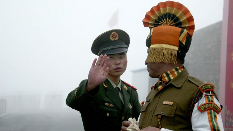 India accuses China of 'border violation'