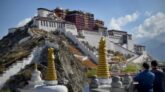 China 'coercing' thousands of Tibetans into mass labour camps – report