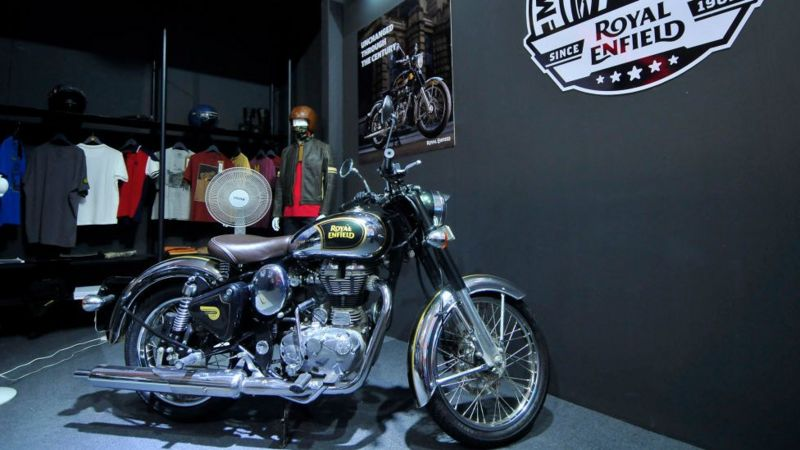 British-bred Royal Enfield speeding ahead in Asia