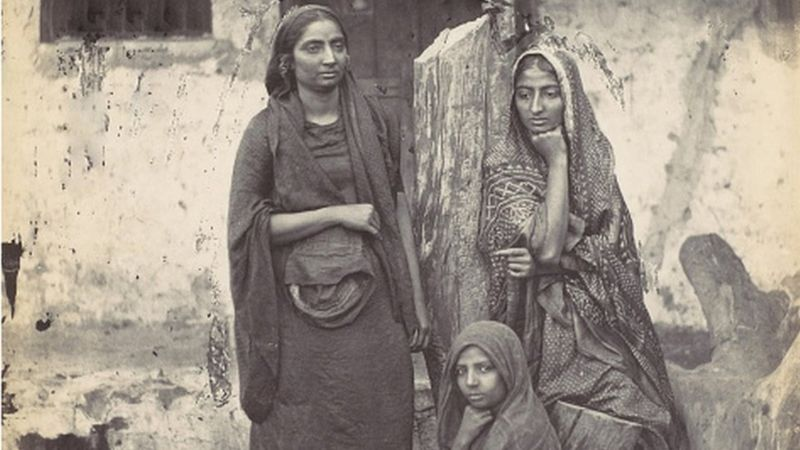 Forced to undergo genital exams in colonial India