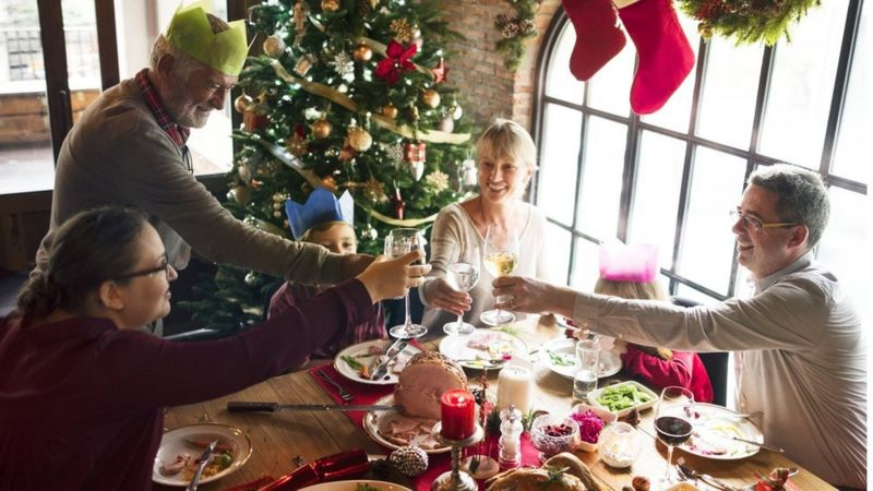 Covid-19: 'Too early to say' what Christmas rules will be says minister