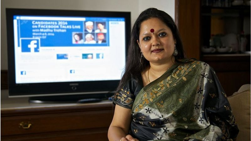 Ankhi Das: Facebook India's policy head quits amid hate speech row