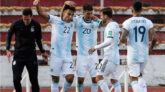 Argentina beats Bolivia in World Cup qualifier