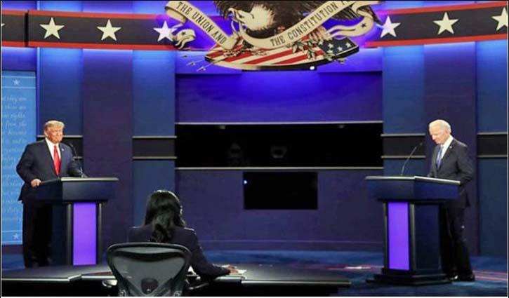 Final Biden-Trump debate covers coronavirus