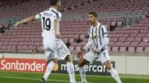 Ronaldo double helps Juve to 3-0 win over Barca