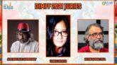 Three-member jury board announced for DIMFF-21