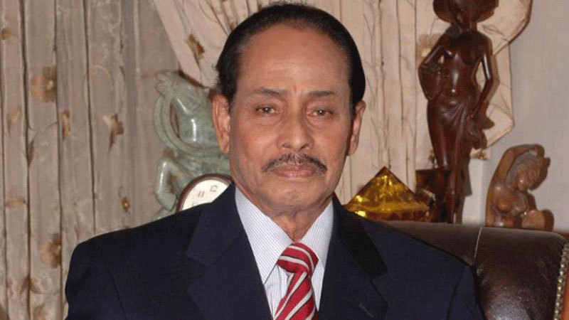 JP will be main opposition in parliament, says Ershad