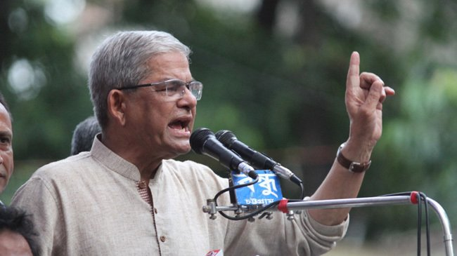 BNP leaders and members being arrested in false cases: Mirza Fakhrul