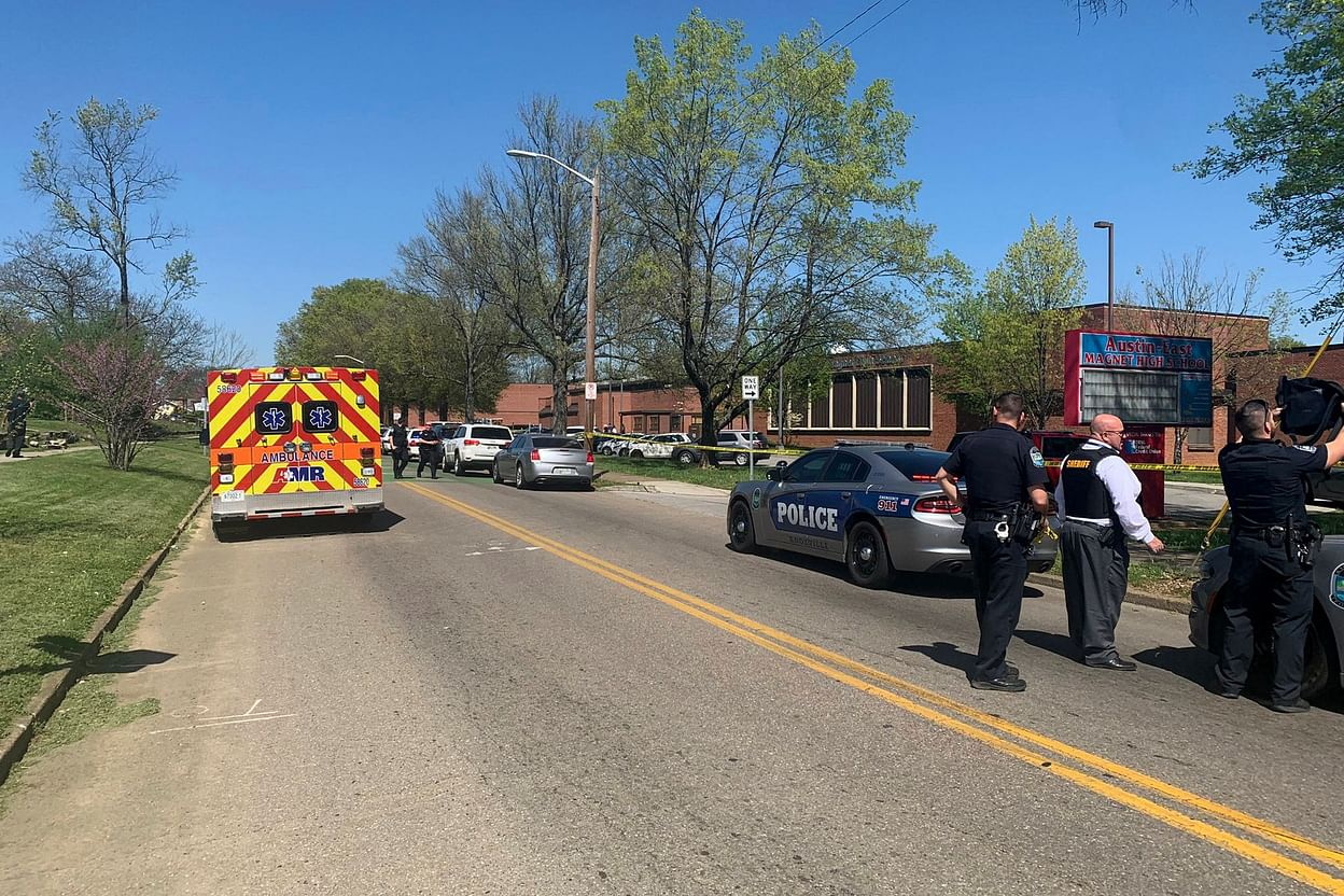 One person has been killed in a police shooting in the United States