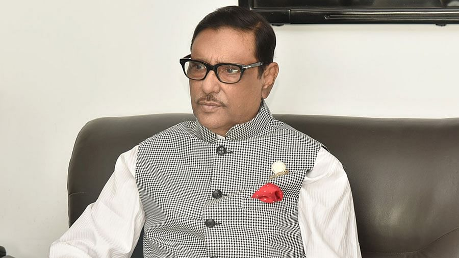 """Awami League does not have its own history making factory"": Obaidul Quader"