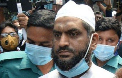 Mamunul Haque remanded for another 5 days