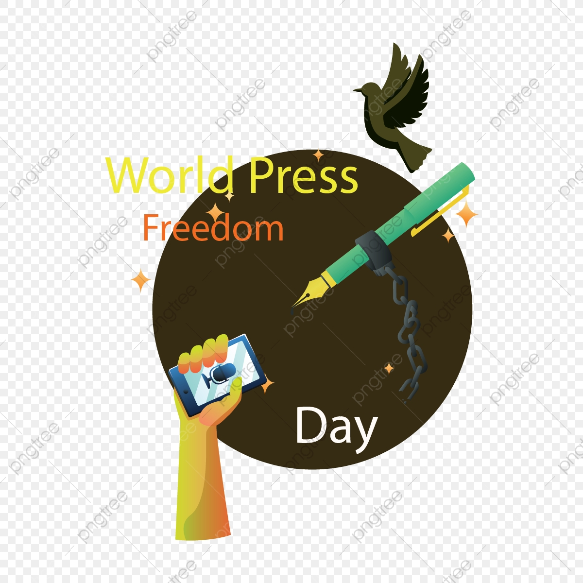 """Today is """"World Free Media Day"""""""